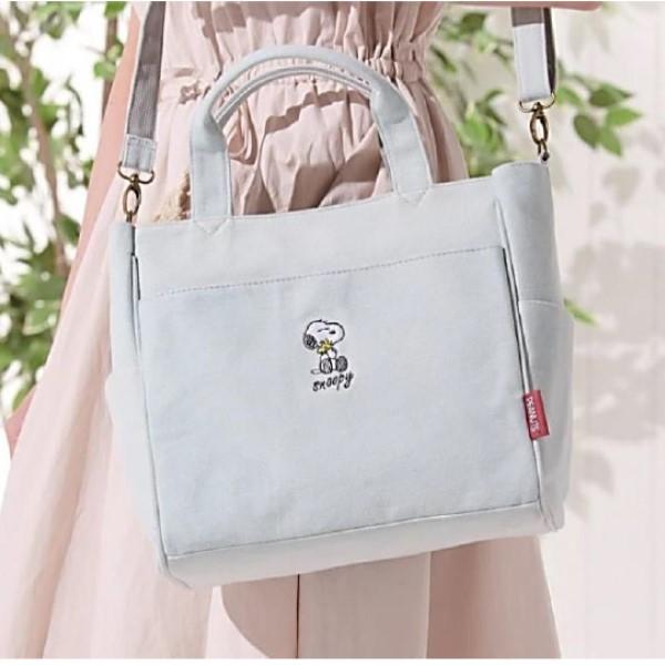 「スヌーピー」オリジナルバッグが「ライフ」で発売中!スーパーでは初の実現!!