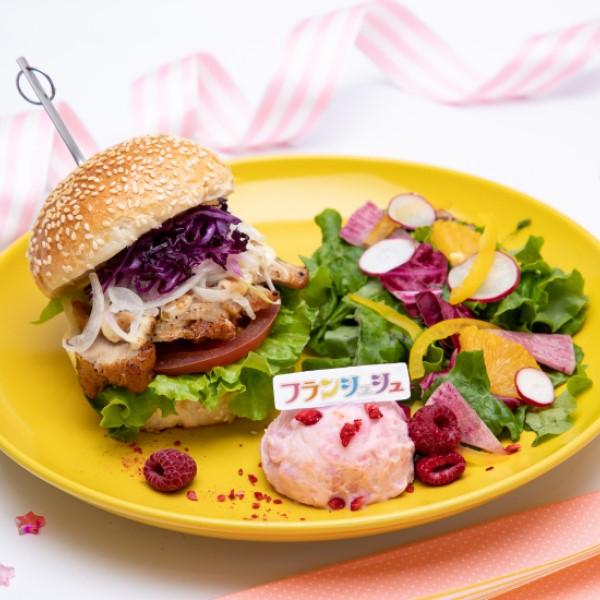 「ゾンビランドサガ リベンジ」放送開始記念のコラボカフェが原宿で開催☆
