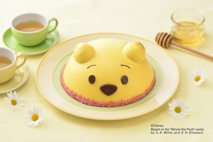 「くまのプーさん」ケーキが「銀座コージーコーナー」に登場♪予約受付中!