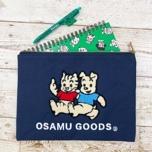 「OSAMU GOODS®」ステーショナリーシリーズに新柄が登場!