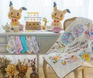 ポケモン「ミミッキュ」メインの一番くじ登場!テーマは「ポケモン達とのお菓子パーティ」