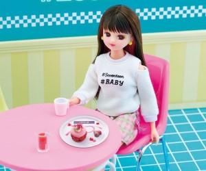 「#Licca」初のコラボカフェが梅田にOPEN!かわいいコラボメニューが楽しめるよ♪