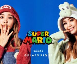 ジェラート ピケ『SUPER MARIO』コレクションの完売アイテムが追加販売!!